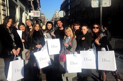 Actu EFAP - Etude de cas sous le signe de la joaillerie de luxe avec la prestigieuse maison Dior