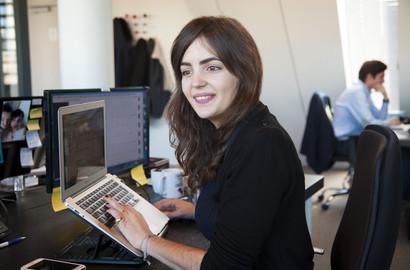 Actu EFAP - Rencontre avec Claire, diplômée du MBA Marketing Digital à l'EFAP