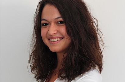 Actu EFAP - Mathilde a choisi un MBA Communication dans le cadre de sa formation communication