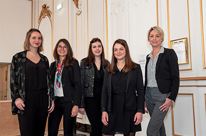 Actu EFAP - Création de start-up - Sur le podium du eChallenge!