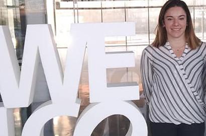 Actu EFAP - Formation communication événementielle : Youna réalise son stage chez GL Events
