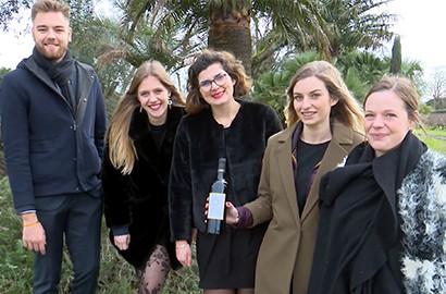 Actu EFAP - Marketing & Oenologie : Création d'un vin de marque