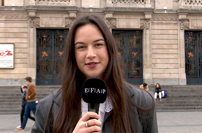 Actu EFAP - #EFAPCannes - Justine s'envole pour le Festival de Cannes