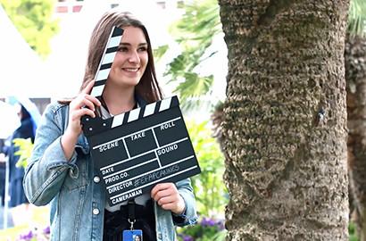 Actu EFAP - #EFAPCannes - Yvana, Stage de Community Manager