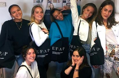 Actu EFAP - Rentrée 2019 : C'est parti pour une nouvelle année!