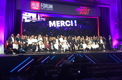 Actu EFAP - #TransfoDigitale - En direct du HUBFORUM 2019