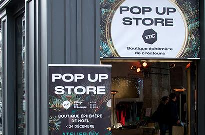 Actu EFAP - Stratégie de communication pour le lancement d'un pop-up store