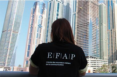 Actu EFAP - Voyage d'études à Dubaï : Au cœur d'une capitale du luxe