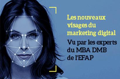 Actu EFAP - Webconférence - Les nouveaux visages du Marketing Digital