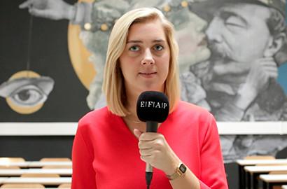 Actu EFAP - EFAP Alumni : Consultante en Communication Santé