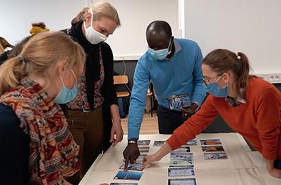 Actu EFAP - La Rentrée du Climat à l'EFAP - Atelier sur les enjeux climatiques