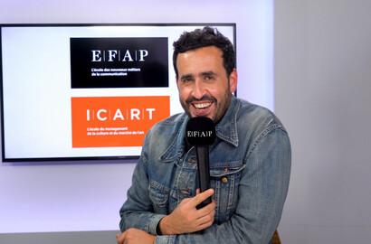 Actu EFAP - Masterclass exclusive de Jonathan Cohen à l'EFAP!