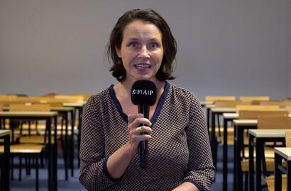 Actu EFAP - Les intervenants de l'EFAP - Géraldine Vasse