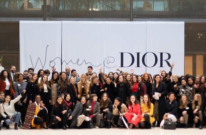 Actu EFAP - Cinq étudiantes de l'EFAP sélectionnées pour participer au programme Women@Dior 2021!