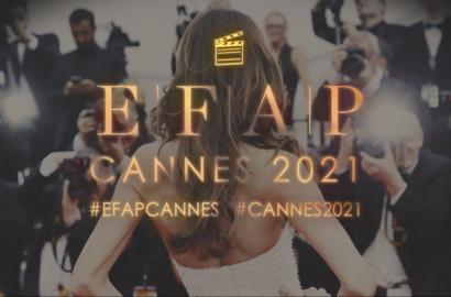 Actu EFAP - #EFAPCANNES 2021 - Suivez les étudiants en direct de la Croisette!