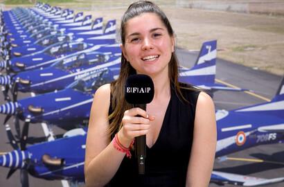 """Actu EFAP - Partage d'expérience : Stage """"attachée de presse"""" - L'Armée de l'air et de l'espace"""
