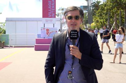 Actu EFAP - #EFAPCANNES - Eric Legendre, Directeur Général de Variety France