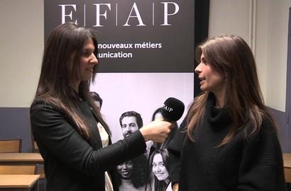 Actu EFAP - EFAP Alumni : Consultante en communication