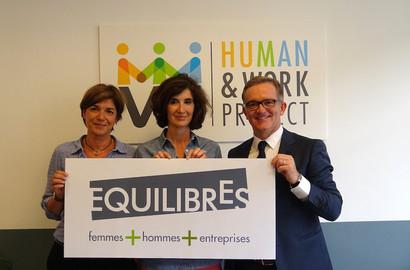 Actu EFAP - EFAP Alumni : Directeur Général - Cabinet Equilibres, spécialiste de l'égalité au travail