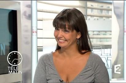 Actu EFAP - EFAP Alumni : Animatrice TV - Cuisine TV, France2 et France3