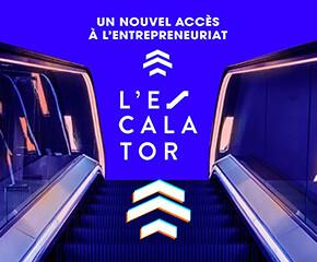 L'Escalator : acteur de l'entrepreneuriat social et solidaire - Partenaire école de communication EFAP