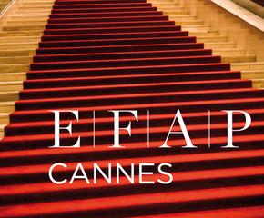 Le Festival de Cannes - Partenaire école de communication EFAP