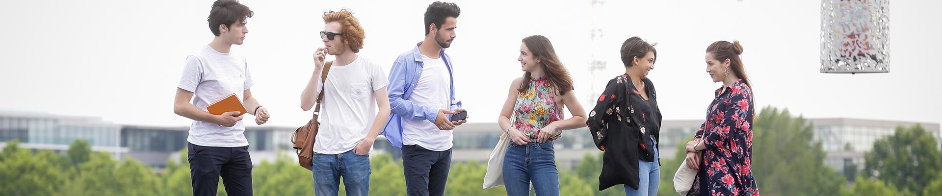 Rejoindre un Master Communication à Bordeaux - MBA Spécialisés EFAP