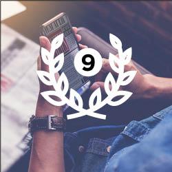 MBA Communication Relations Medias dans le top 10 des meilleurs masters communication