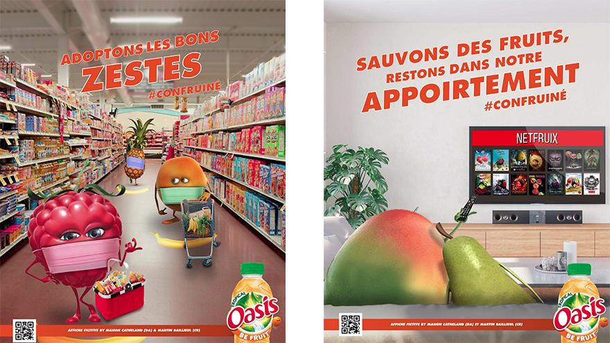 Formation publicité EFAP - Création de campagnes Oasis