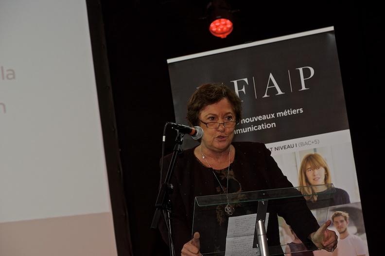 Cérémonie de remise de diplômes - EFAP Bordeaux