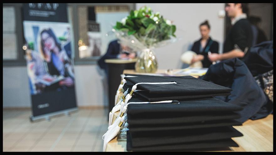 Ecole de communication EFAP Lille - Cérémonie de remise de diplômes